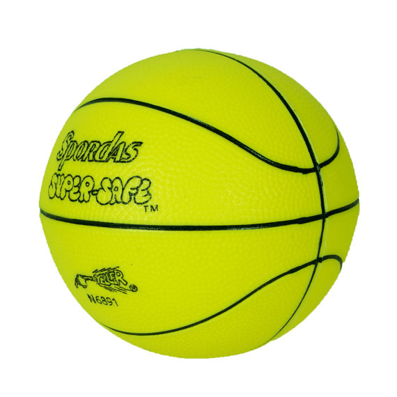 Spordas Super-Safe Basketball, Größe 5, 270 g