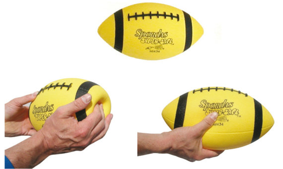 Spordas Super-Safe American Football, Größe 7, 270 g
