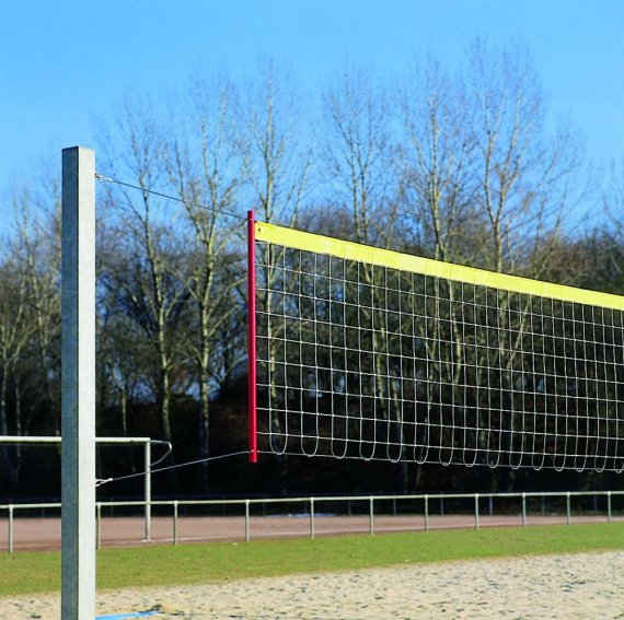 Volleyball-Anlage Antivandal