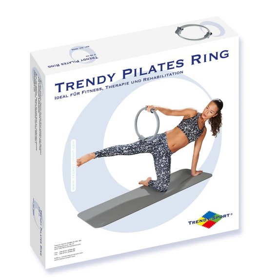 Pilates Ring Silver