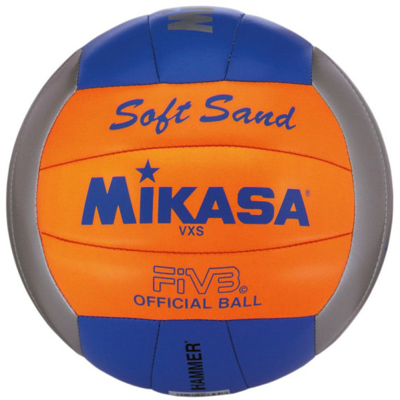 Mikasa Beach-Volleyball Soft Sand