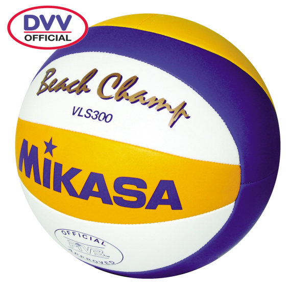 Mikasa Beach-Volleyball Champ VLS 300 Micro