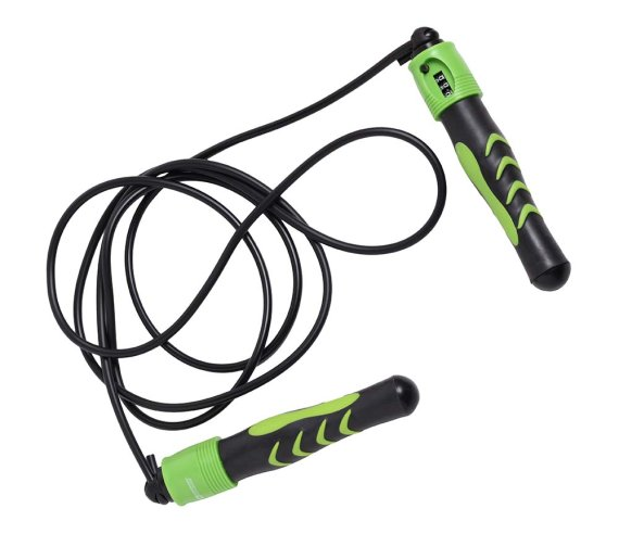 Springseil mit Zählfunktion Jumping Rope