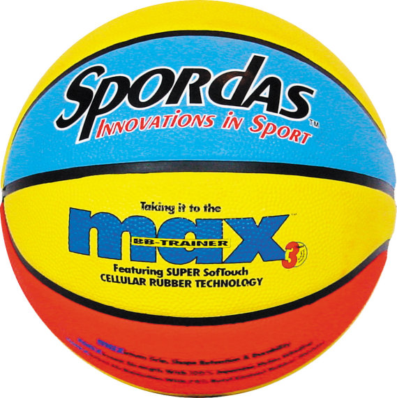Spordas Basketball Max-Trainer, Gr. 5