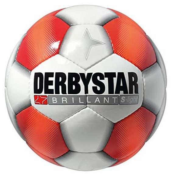 Derbystar Fußball Brillant S-light, Gr. 4